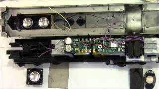 Proto 2K SD9 &SoundTraxx Tsunami with Four Speakers Part 1