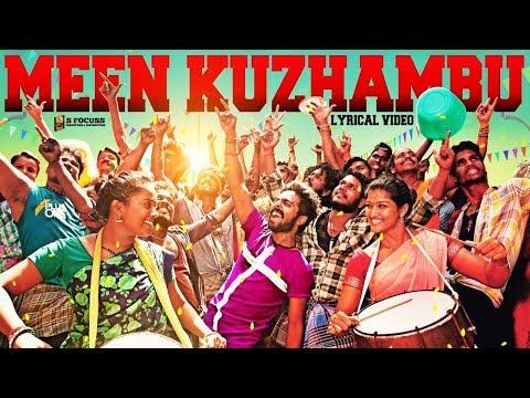Meen Kuzhambu Song Lyrical Video   Kuppathu Raja   G.V. Prakash Kumar   R. Parthiban   Poonam Bajwa