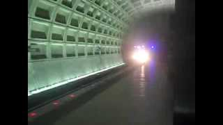 Subway at Federal Triangle - Washington D.C.