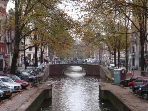 Tante Leen - Aan de Amsterdamse grachten