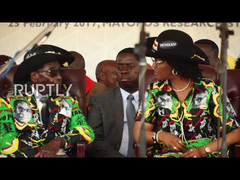 Zimbabwe: Defiant Mugabe ousted as Zanu-PF leader after 37 years in office *ARCHIVE*