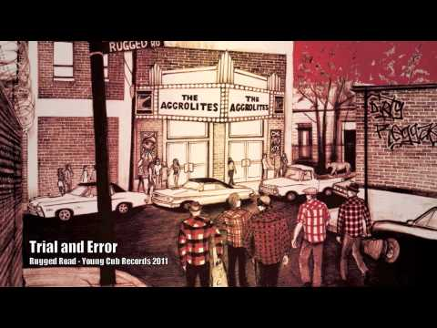 "The Aggrolites - ""Trial and Error"" - Rugged Road"