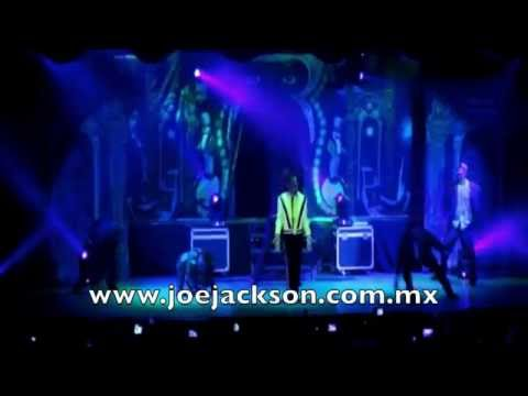 Quien es Joe Jackson Michael Tribute