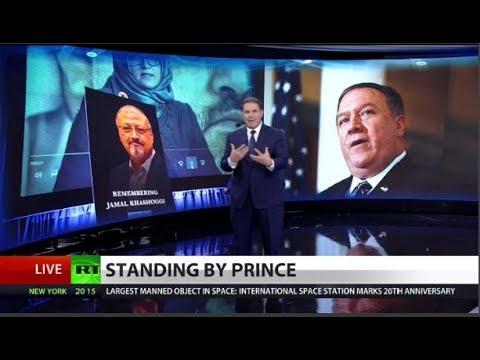 Pardon for prince: Trump stands with Saudis despite Khashoggi revelations