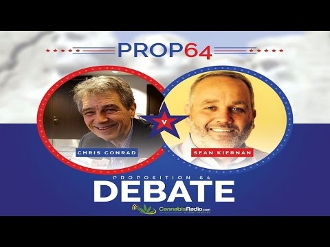 California Prop 64 Marijuana Debate: A Grow Show Special Edition! | CannabisRadio.com