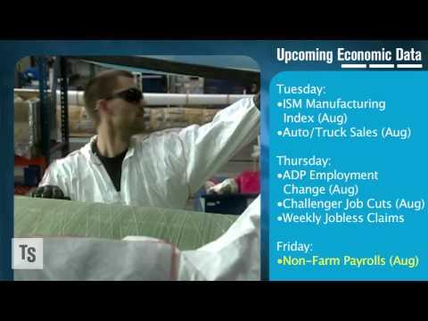 Investors Eye Jobs Report; Earnings From Ulta Beauty