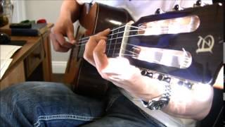 Beautiful Girl by Jose Mari Chan - Fingerstyle Guitar Tab