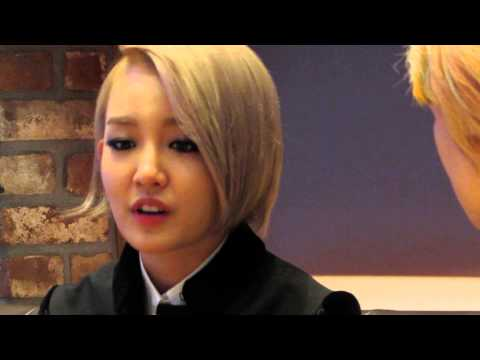 Younha(윤하)  Interview w/ SBS SOTY + Sanghai TV