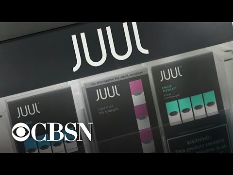Juul to stop selling flavored ecigarette pods in stores
