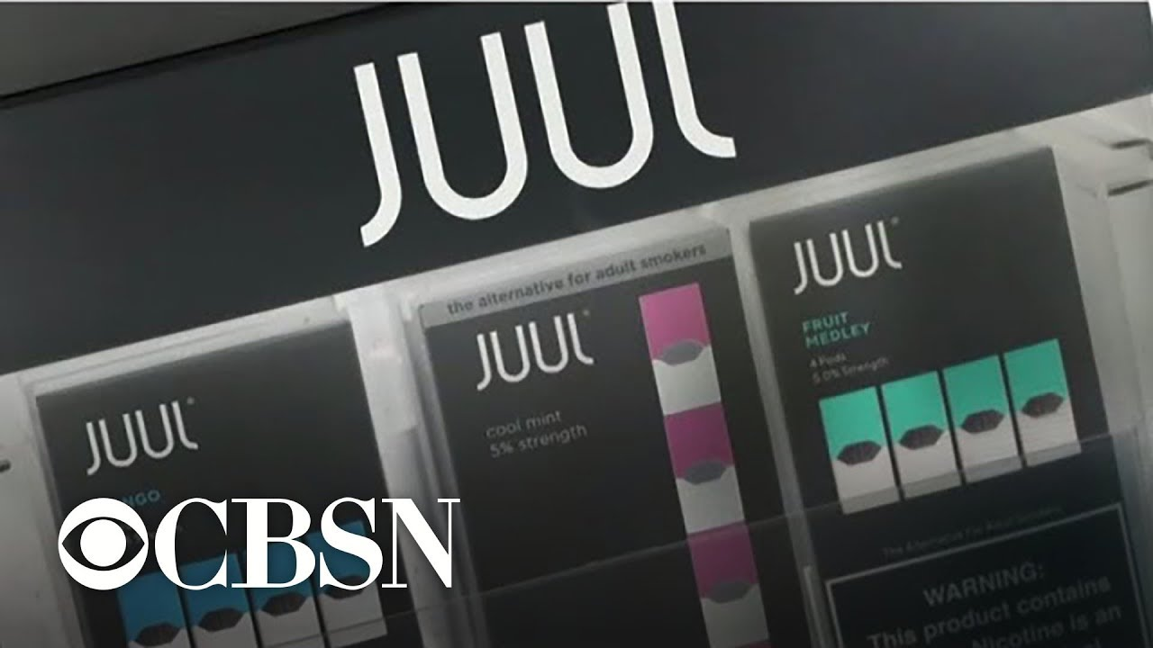 Juul to stop selling flavored e-cigarette pods in stores