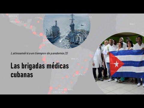 Brigadas médicas cubanas