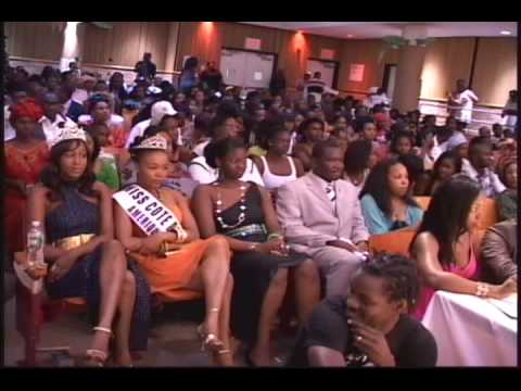 Miss Guinea United States Ballet Dance and Runway walk