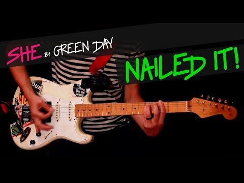She  Green Day guitar   GV +chords