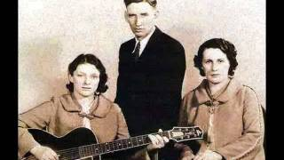 The Carter Family - Little Darling Pal Of Mine 1929