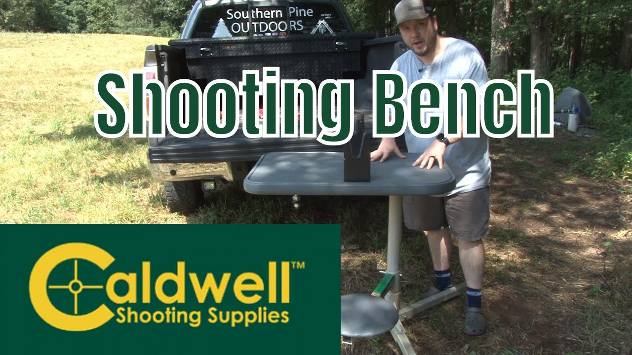 CALDWELL STABLE TABLE DELUXE SHOOTING REST
