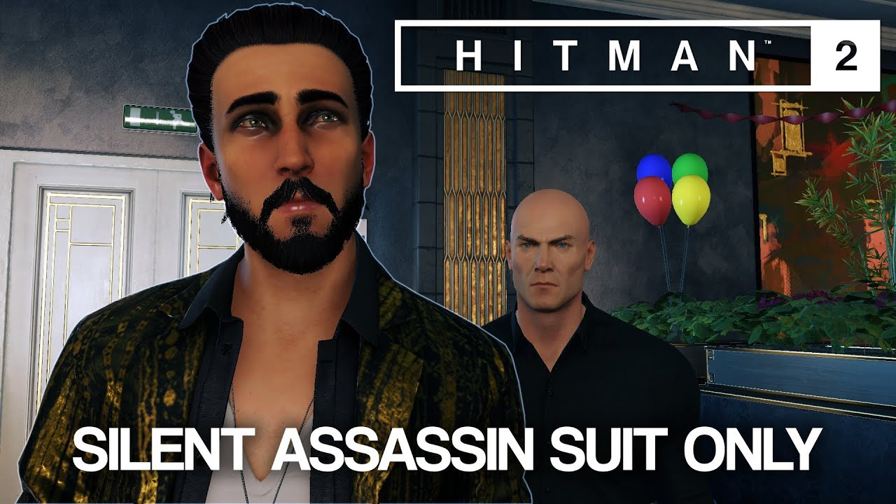 Hitman 2 Master Difficulty Bangkok Thailand Silent Assassin