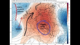 OPHELIA COULD MAKE A RUN FOR THE BRITISH ISLES EARLY NEXT WEEK. US WEATHER RELATIVELY CALM thumbnail