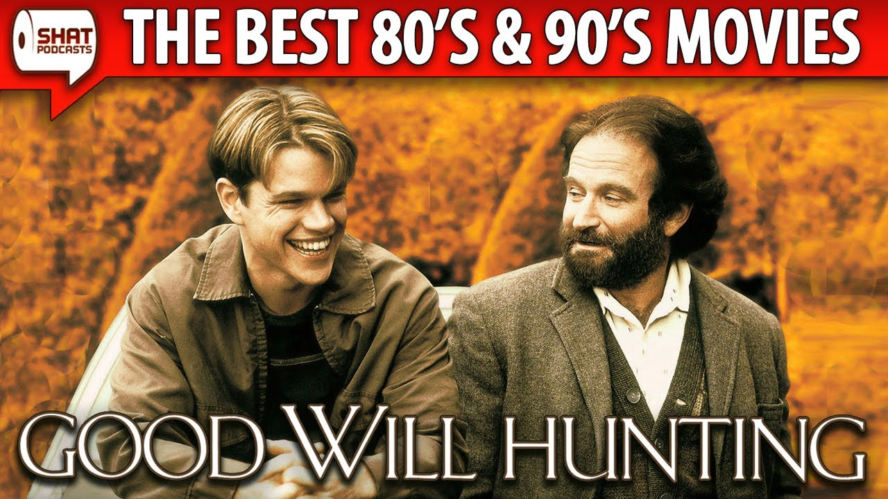 Good Will Hunting 1997 Best Movies Of The 80s 90s Review Youtube