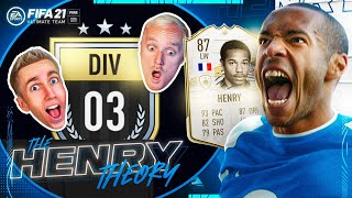 THE WIZARD IS HERE! (The Henry Theory #3) (FIFA Ultimate Team)
