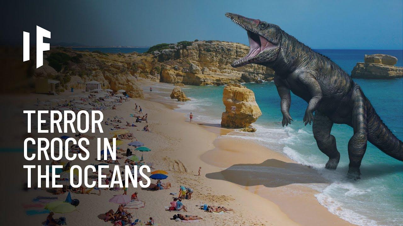 What If Terror Crocs Were Still Alive?