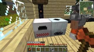 Играем в Minecraft с модами Часть 3