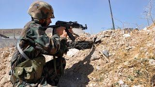 قوات النظام تفتح طريقا جنوب حلب والمعارضة تتصدى