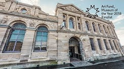 Glasgow Women's Library: Art Fund Museum of the Year 2018