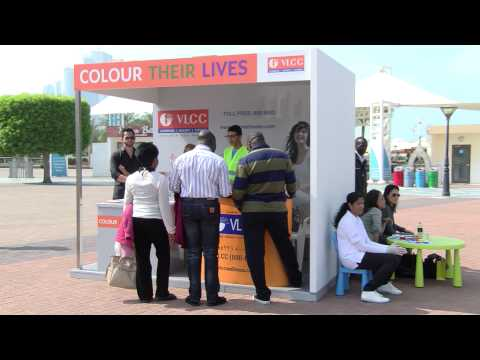 Colour Their Lives Charity Event - Etihad Airways