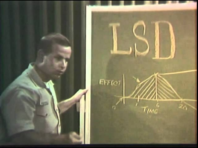 CIA - LSD - Navy Training Film (1967)