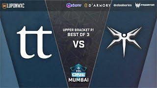 TeamTeam vs Mineski Game 1 (BO3) | ESL One Mumbai 2019 Upper Bracket Playoffs