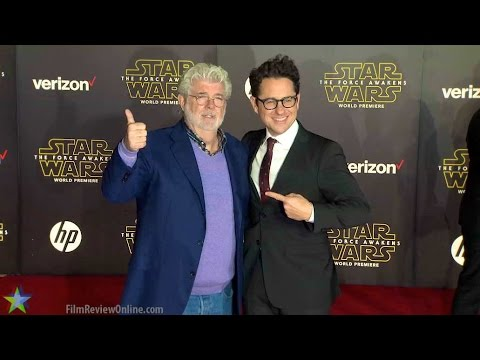 Star Wars: The Force Awakens - World Premiere Stars Highlights Part 2