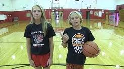 Florida Gator Basketball Camp - Drill Review