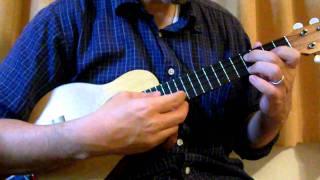 プログレッシブ・ロックの雄、King Crimsonの代表曲に、ウクレレ一本で...