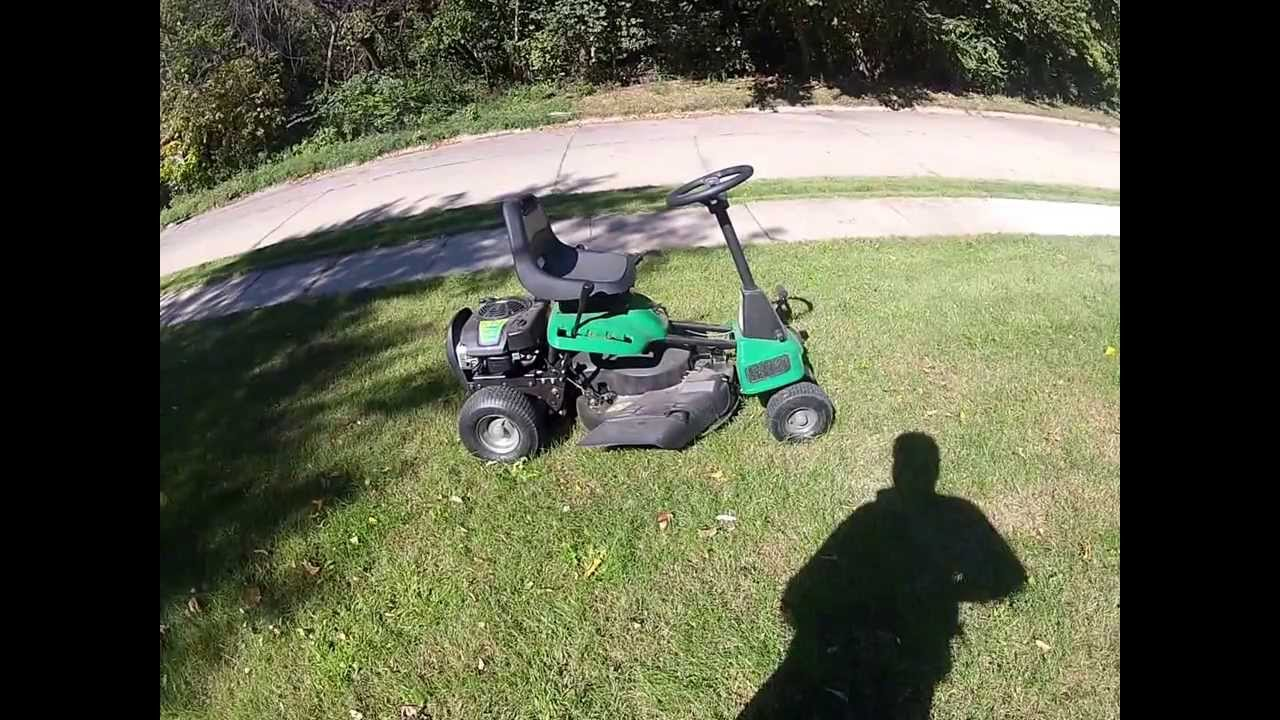 maxresdefault honest and unbiased review of weedeater one riding lawn mower mini Weed Eater Replacement Parts at gsmx.co