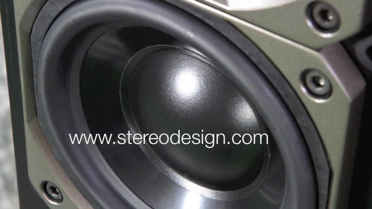 Stereo Design Paradigm Studio 60 V 5 Floor Standing