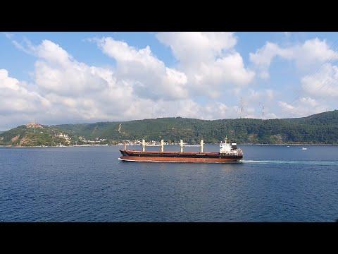 Download Ship Spotting Istanbul Strait 25.08.2021