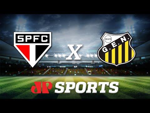 AO VIVO - São Paulo x Novorizontino - 03/02/20 - Campeonato Paulista - Futebol JP