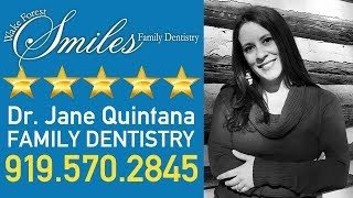 Wake Forest Dentist Reviews | Dr. Jane Quintana Reviews