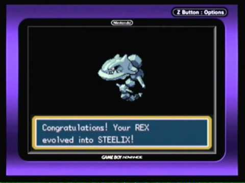 also let   play pokemon firered part rex finally evolves youtube rh