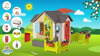 Domeček pro zahradníka Garden House Smoby