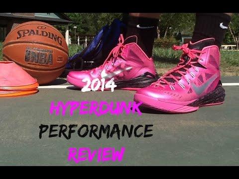 new arrival 49efb fecb4 Nike 2014 HyperDunk Performance Review