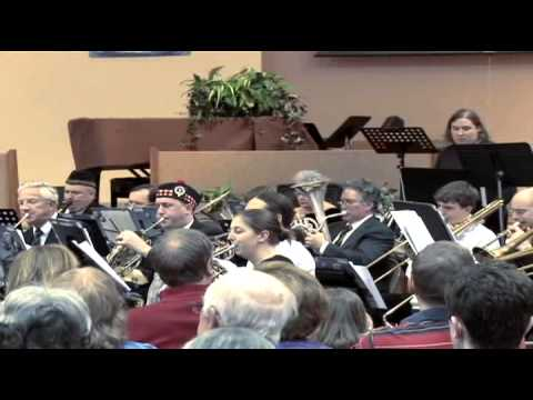 Los Alamos Community Winds - Elliot del Borgo - Ivanhoe