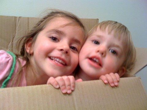 Kids in a box! (6/14/09-102)