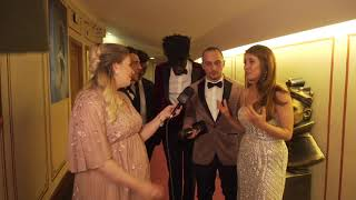 Olivier Awards with Mastercard - Outstanding Achievement in Affiliate Theatre - Backstage Reactions