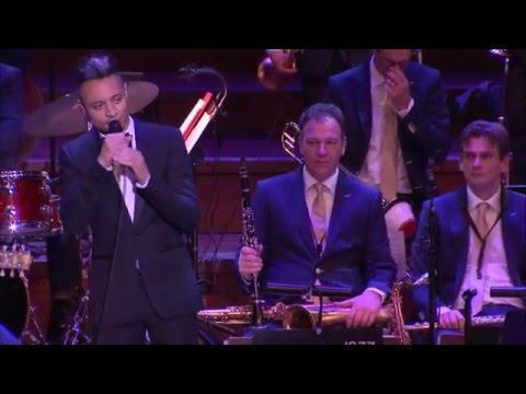 Jazzorchestra of the Concertgebouw en José James   Equinox HD