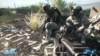 Battlefield 3 - Mission 10: Rock And A Hard Place [HD] (PC/XBOX 360/PS3)