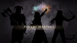 SKYRIM MOD TESTING: Perkus Maximus (PerMa) - First Look At Magic