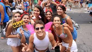 ボサノバ「イパネマの娘」で有名になったイパネマの街です。折からのリオのカーニバルの開催期間中というので、若い人がいっぱいでした。 #一人旅 #リオデジャネイロ ...