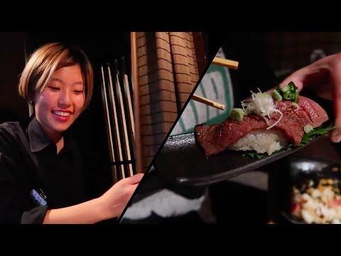 Best Restaurant in Osaka!   Japan Vlog 13