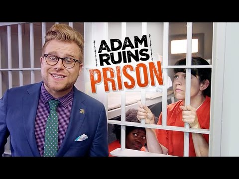 The Shocking Way Private Prisons Make Money | Adam Ruins Eve
